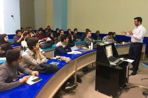 ارزیابی صلاحیت دانشگاهها برای پذیرش دانشجوی دکتری